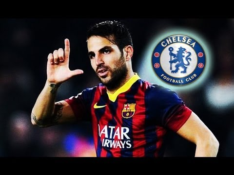 Cesc Fabregas - Chelsea's New Maestro | Skills, Goals & Assists 2013/14 ||HD||