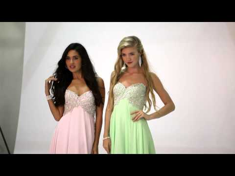 Tiffanys Illusion Prom Apple Green Eve sweetheart Prom dress