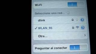 Como Configurar El WiFi En Tu IPod / IPhone How To