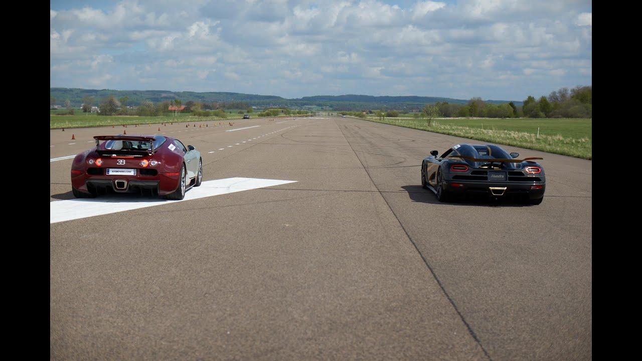 Bugatti Veyron kalah jauh !!