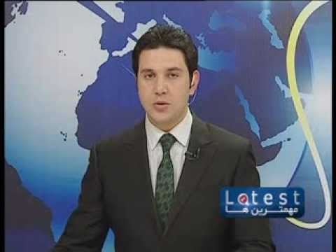 The latest Afghanistan Farsi News by 1TV 22.02.2014 خبرهای افغانستان