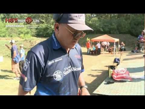 Jerry & Lena Miculek at 2012 World Shotgun Championship in Hungary