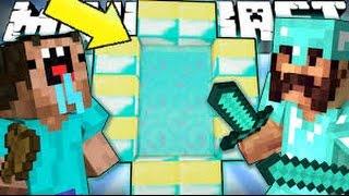 [Minecraft Vietsub] Nếu Cánh Cổng PRO Được Thêm Vào Minecraft [Exploding TNT]