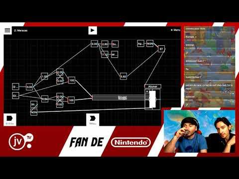 [NintendoFAN#70] Beyond le Nintendo LABO avec Carnbee