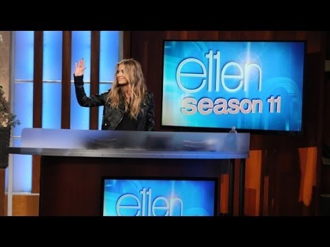 Ellen Sets Carmen Electra Up on Match.com