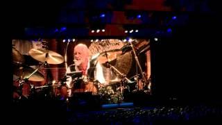 Mick Fleetwood Drum Solo - Fleetwood Mac Concert