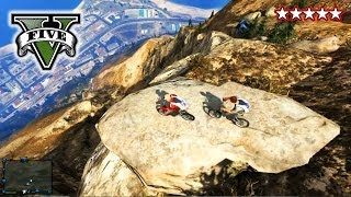 GTA 5 BMX Stunts And Jumps!!! EXTREME BMX GTA LiveStream