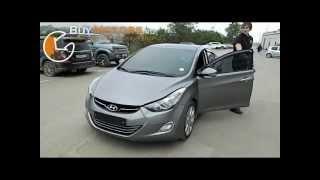 Hyundai Avante TOP, 2011 год