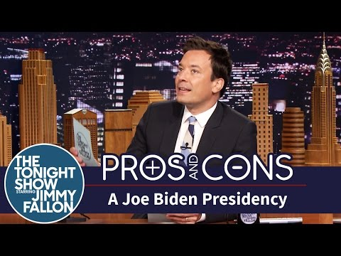Pros and Cons: A Joe Biden Presidency