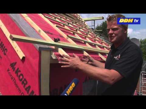 Energetische Dachsanierung mit Wienerberger