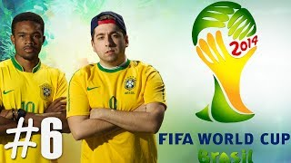 FIFA World Cup 2014 The Finals Vs Spain Ep.6 (The End