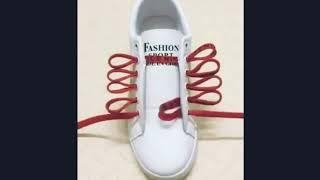 5 modos diferentes de atar los cordones de tus zapatillas