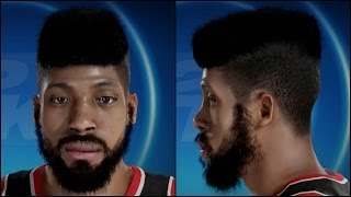 NBA 2k14 MyCAREER PS4 Gameplay Neal Bridges Creation