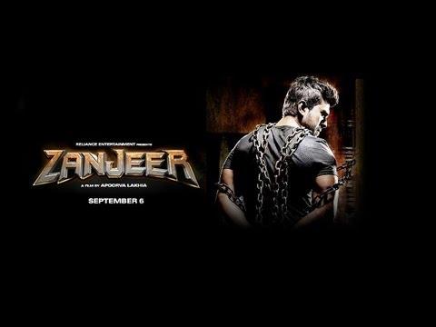 Zanjeer Trailer | 2013 Film | Ram Charan, Priyanka Chopra, Prakash Raj,Sanjay Dutt