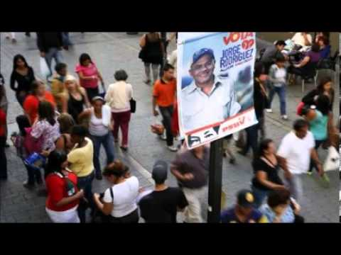 First Protests Against Venezuelan President Maduro