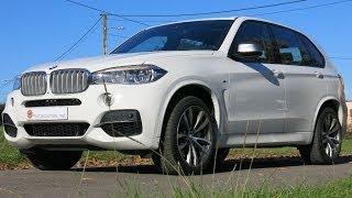 Prueba BMW X5 M50d