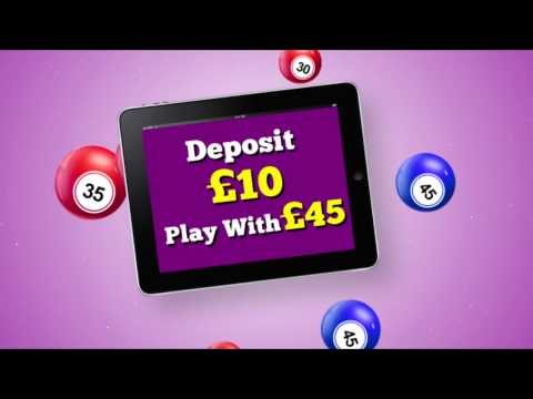 Great Offers with Mobile Bingo Games at Bingo Bytes