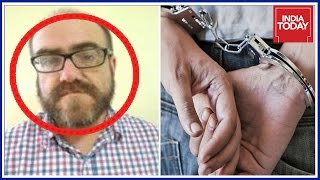 American National Arrested For Phedophilia In Hyderabad -U..