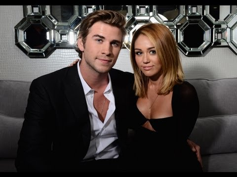 Miley Cyrus and  Liam Hemsworth, In a 2012 interview with Miley Cyrus, she reveals why she loves her fiance Liam Hemsworth so much! http://bit.ly/SubClevverNews - Subscribe Now! http://Faceb...