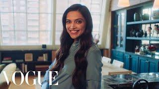 73 Questions With Deepika Padukone | Vogue