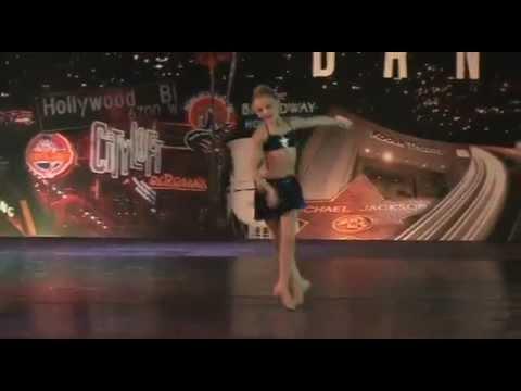 Dance Moms - Chloe Lukasiak - Dream On A Star (FULL SOLO VERSION)