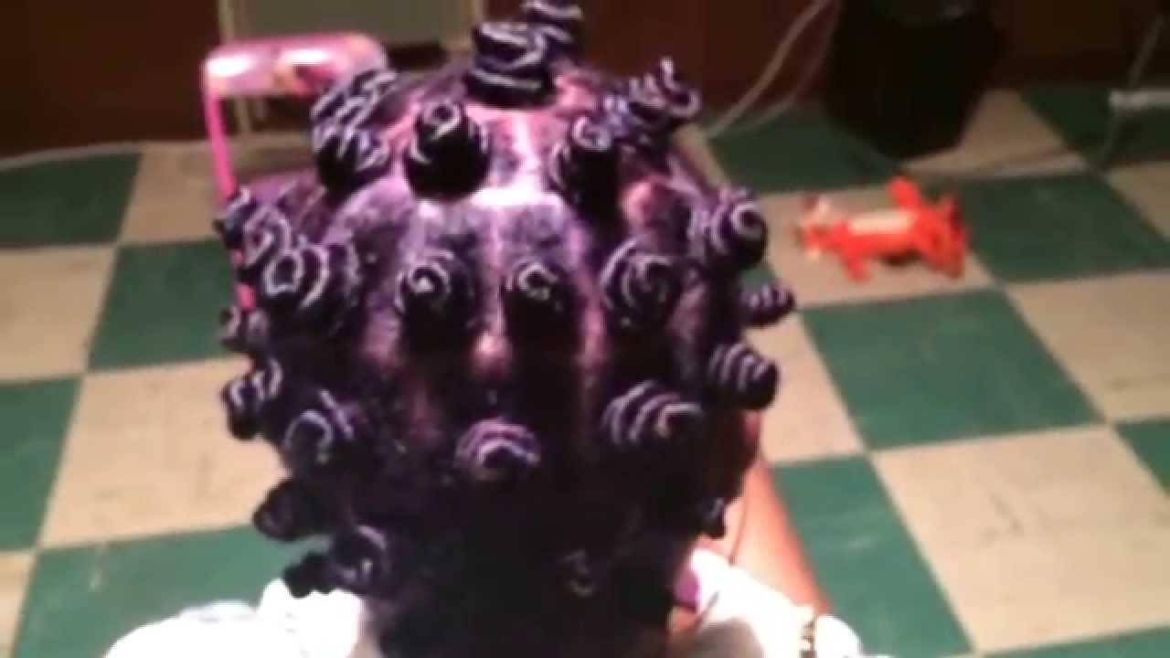 Purple Hair Update 6 Months Youtube