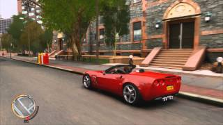 GTA IV Realistic Graphics (i7 2600k And GTX580 3GB