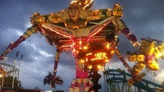 The Legend Goes To Central Florida Fair 2014