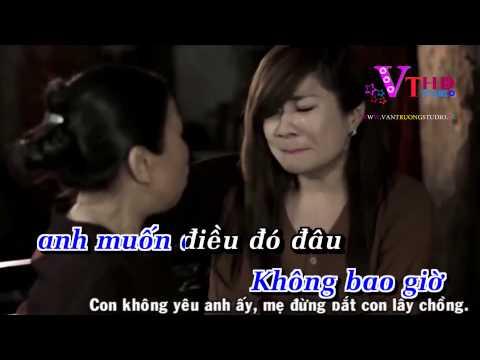 [karaoke HD] Anh Xin Lỗi Em remix - Châu Khải Phong - Văn Trường Studio