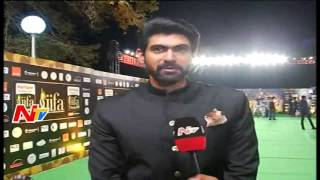 Rana Speaks About Baahubali 2 & Ghazi @ IIFA Awards