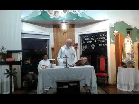 Santa Missa | 11.08.2020 | Terça-feira | Padre José Sometti | ANSPAZ