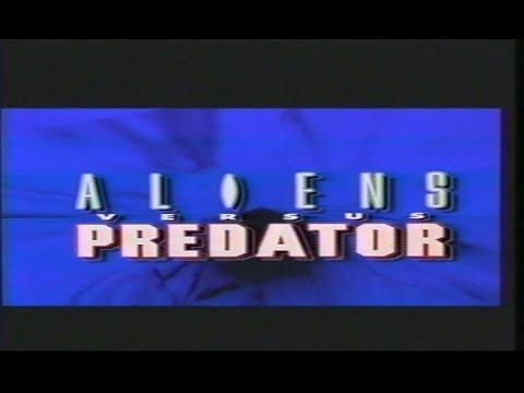 Retro Game Trailers: ALIEN Versus PREDATOR (1999) PC Trailer