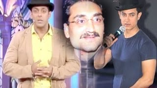 Planet Bollywood News - Salman Khan promotes Dhoom 3. Aditya Chopra upset with Aamir Khan & more