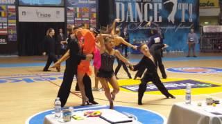 Чемпионат мира по дискофоксу 2015, Турин. Медленная композиция
