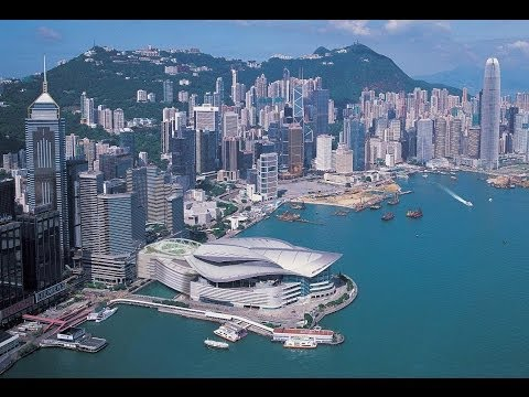 Hong Kong Covention & Exhibition Centre - Unravel Travel TV