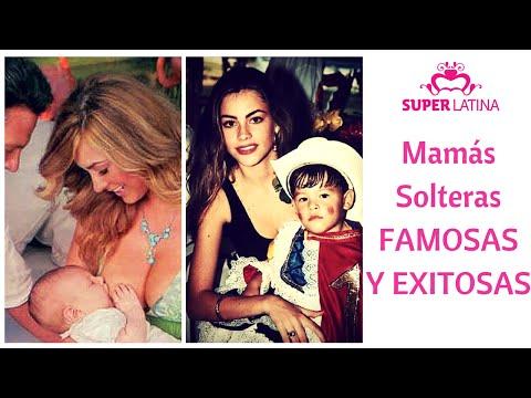 Mamás solteras famosas y exitosas/ Successful Celebrity Single Moms