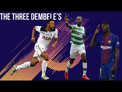 THE THREE DEMBELE'S! FIFA 18 ULTIMATE TEAM