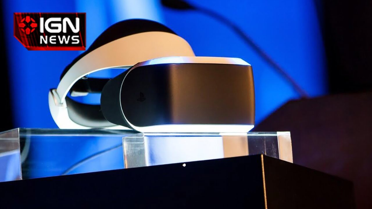 News: Sony Reveals Project Morpheus PlayStation 4 VR Headset