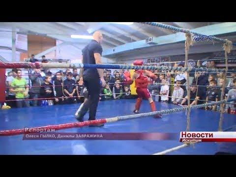 Почти все золотые медали забрали искитимцы на первенстве по тайскому боксу