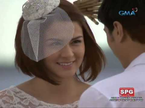Temptation of Wife: Chantal, dumating sa kasal nina Angeline at Nigel