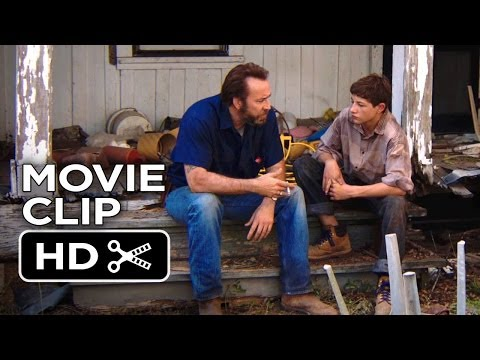 Joe Movie CLIP - Family Problems (2014) - Nicolas Cage Drama HD