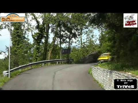 Rally Alpi Orientali Storico Compilation 30-31.08.2013
