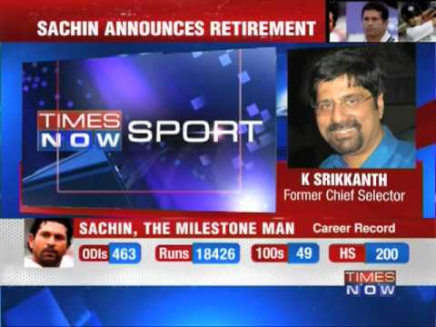 Cricketers pay glowing tributes to Sachin Tendulkar - Full Episode