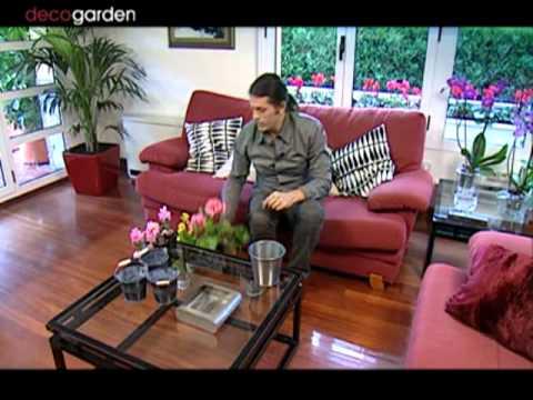 Mesas de jardin pequeñas
