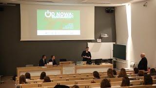 14 marca w siedzibie Akademii Sztuk Pięknych w Gdańsku odbyła się konferencja pn. Od Nowa: Władysła