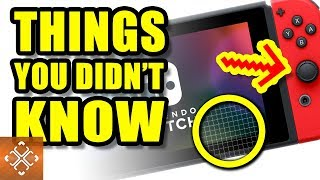10 Awesome Things You Didn't Know Your NINTENDO SWITCH Could Do