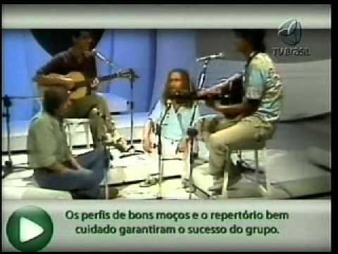 Boca Livre - Especiais ' É preciso cantar ' ( 1978 ) + ' Lira do povo ' ( 1984 ) vários clássicos