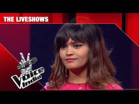 Sharayu Date - Performance - The Liveshows Episode 22 - February 19, 2017 - The Voice India Season2