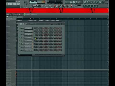 How to Make Metal Drum Fills in Fl Studio (tutorial)