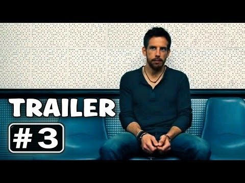 The Secret Life of Walter Mitty Trailer # 3